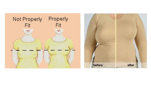 איך להתאים חגורה למבנה גוף
